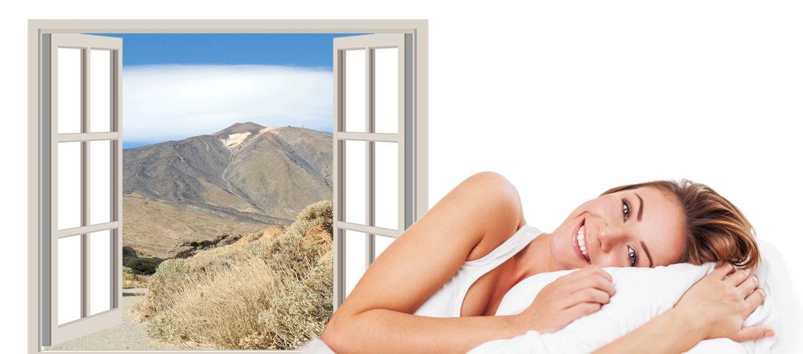 Equipos de descanso fabricados en Canarias
